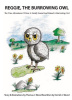 Bundle Reggie the Burrowing Owl Book and Coloring Book